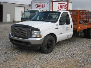 Ford F350 - Salvage 410