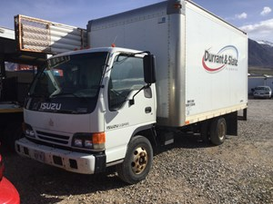 Isuzu NPR-HD - Salvage 746