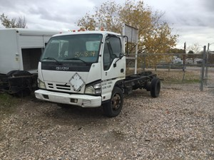 Isuzu NQR - Salvage 782