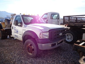 Ford F-550 - Salvage 660