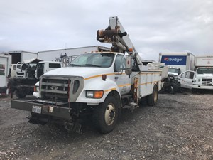 Ford F-750 - Salvage 898