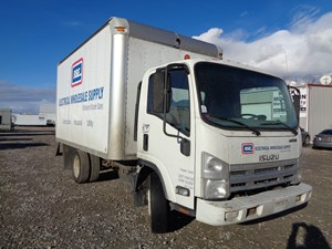 Isuzu NPR-HD - Salvage 736