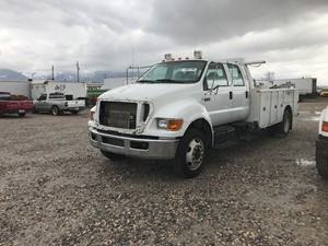 Ford F-650 - Salvage 856