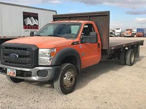 Ford F-550 - Complete 833