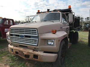 Ford F600G - Salvage 4