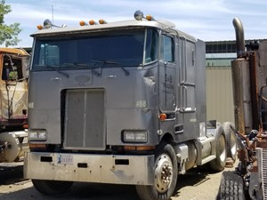 Salvage Heavy Duty Peterbilt 362 Trucks   TPI