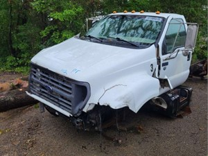 Ford F-650 - Salvage SV-581