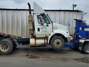 International TranStar 8600 - Salvage SV-508