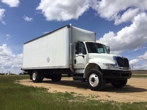 International 4300 Durastar - Complete durafence