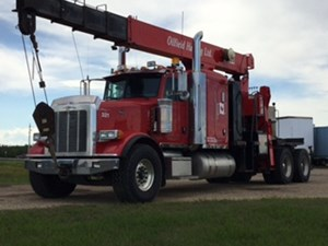 Peterbilt 367 - Complete UV1107