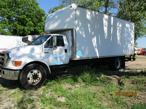 Ford F650 - Salvage P20015