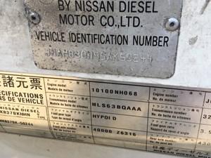 UD/Nissan UD2000 - Salvage 174-k50244