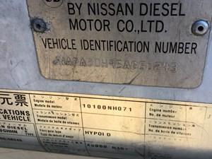 UD/Nissan UD2600 - Salvage 174-G50243