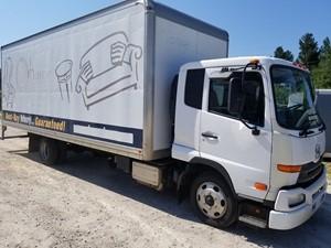 UD/Nissan UD1800 - Complete 182-N10018