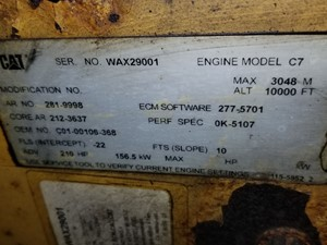Not Available N/A - Salvage 17
