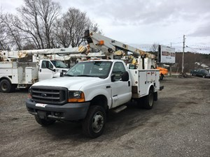 Ford F-450 - Complete A22438