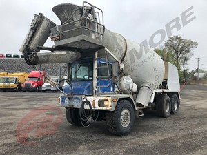 Advance Cement Mixer - Salvage 009831