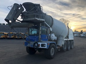 Advance Cement Mixer - Salvage 009829