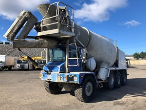 Advance Cement Mixer - Salvage 009842