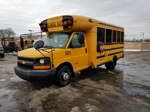 Chevrolet Express - Complete 267134