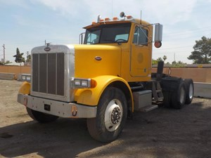 Peterbilt 379 - Salvage SV-1129