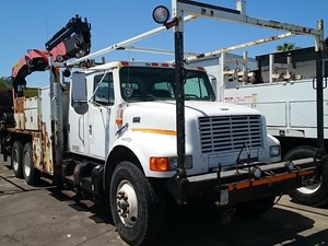 International 4900 - Complete SV-435