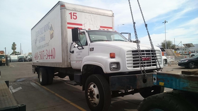 1998 Gmc C6500 1 - Media For Truck Media - 1998 Gmc C6500 1