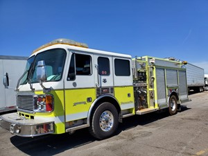 American La France Eagle Fire Pumper - Salvage SV-1766