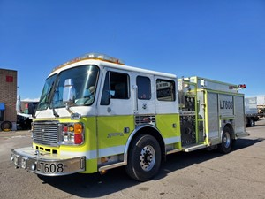 American La France Eagle Fire Pumper - Salvage SV-1796