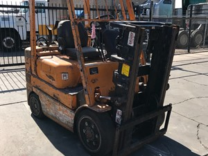Caterpillar GC25K LP - Salvage SV-1466