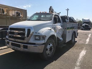 Ford F-650 - Salvage SV-1114