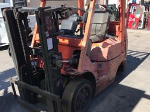 Toyota 7FGCU25 - Salvage SV-1465