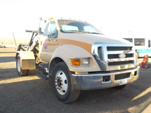 Ford F-650 - Complete SV-1427