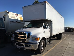 Ford F-650 - Salvage SV-1615