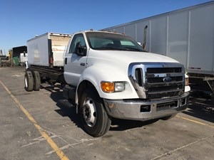 Ford F650 - Salvage SV-1374