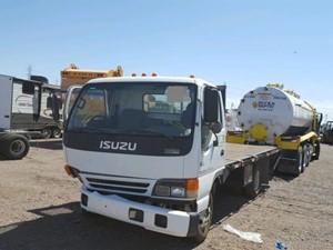 Isuzu NPR Diesel 14,000 GVW - Salvage SV-1549