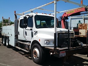 Freightliner M-2 BUSINESS CLASS - Complete SV-434
