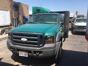 Ford F550 Diesel - Complete SV-1491