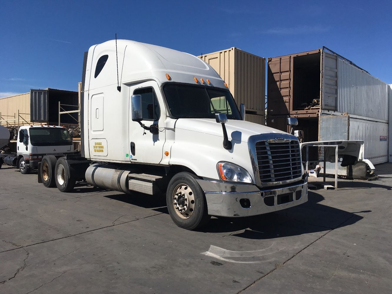 2009 Freightliner Cascadia (Stock #SV-1057-5)