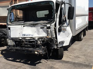 Isuzu NPR Diesel  14,000 GVW - Salvage SV-1536