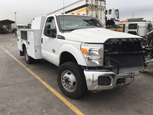 Ford F350 SUPERDUTY - Salvage SV-1252