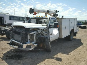 Ford F-550 - Salvage SV-1616