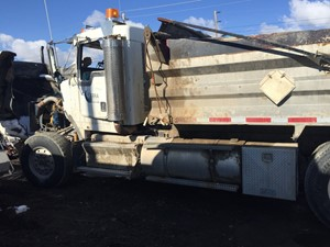 Kenworth T800 - Salvage ETP603