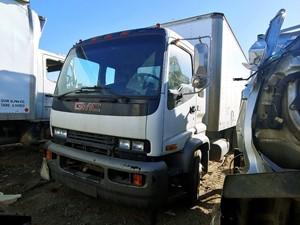 GMC T6500 - Salvage H536