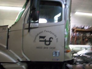 Freightliner COLUMBIA 120 - Salvage H350