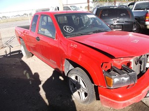 Chevrolet Colorado - Salvage L110