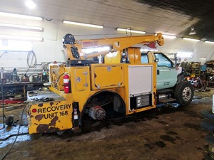 Ford F-650 - Salvage H530