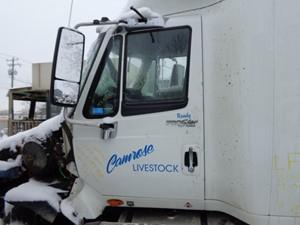 Salvage Heavy Duty International Trucks   TPI