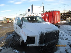 Ford F-750 - Salvage H442