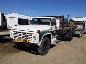 Ford F700 - Salvage 19021